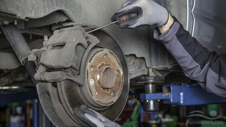 Auto Motor Inspektionen Regelungen