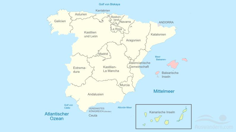 Die Balearischen Inseln oder auch Balearen