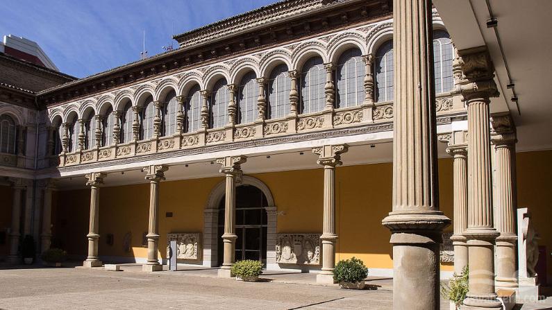 Zaragoza Museo Provincial de Bellas Artes