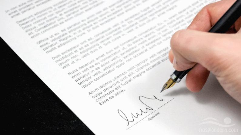 Der Kaufvertrag, Die Escritura – Hauskauf in Spanien