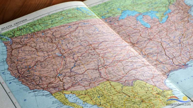 ESTA Formular Anforderungen für USA Aufenthalt