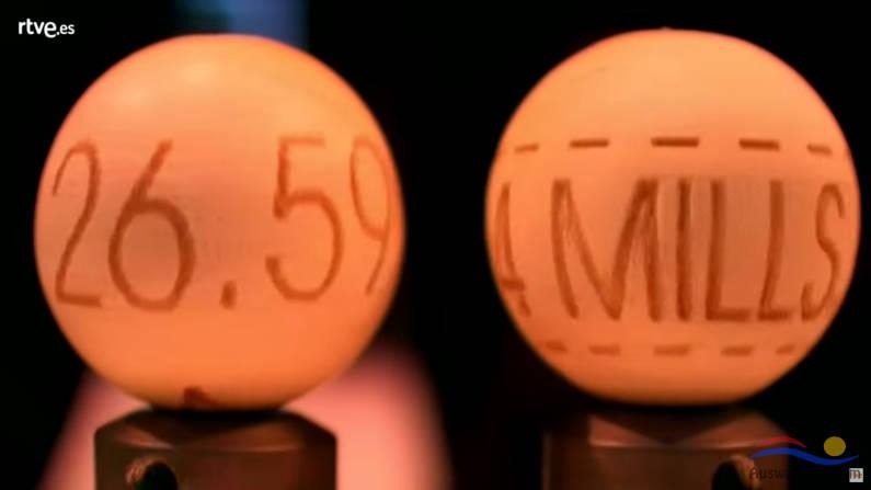 Spanische Lotterie El Gordo