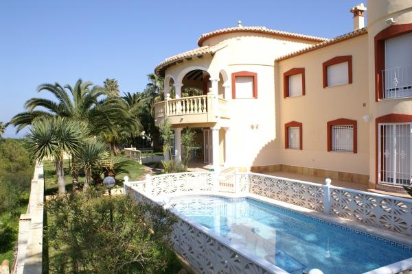 Ferienhausvermietung in Spanien