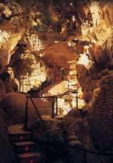 Ausflugsziele Costa Blanca: Höhlen Canelobre