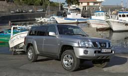 Geländewagen Spanien. SUV auf dem Vormarsch