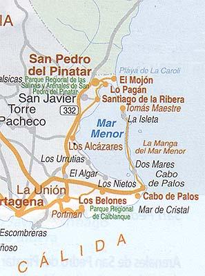 Das Mar Menor bei La Manga – Informationen – Thermalkuren