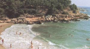 Routen an der Costa Dorada / Katalonien